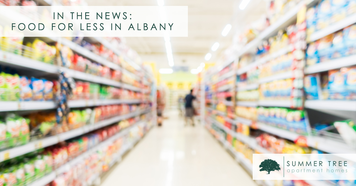 In the News: Food For Less in Albany