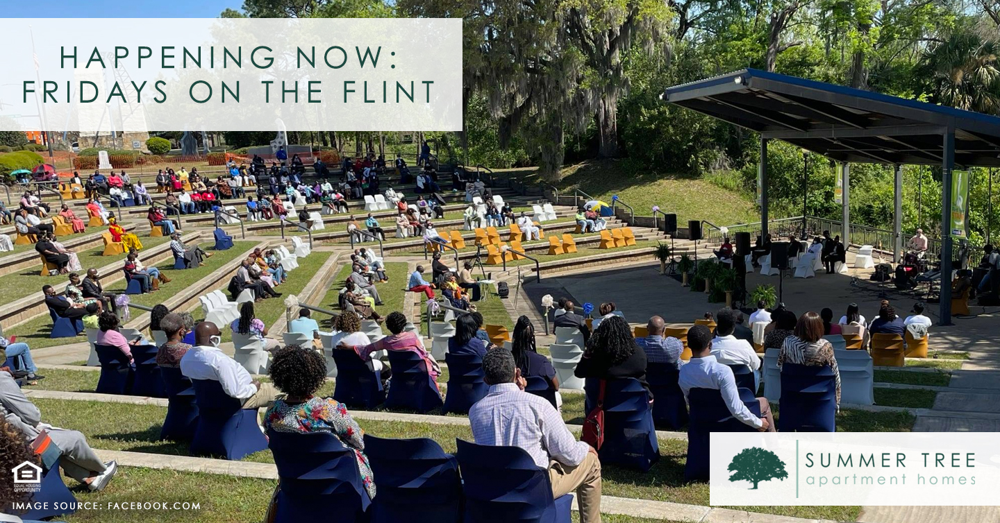 Happening Now: Fridays on the Flint