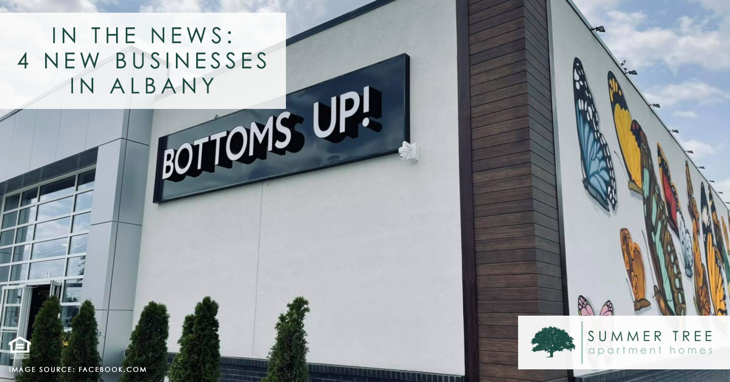 In the News: 4 New Businesses in Albany