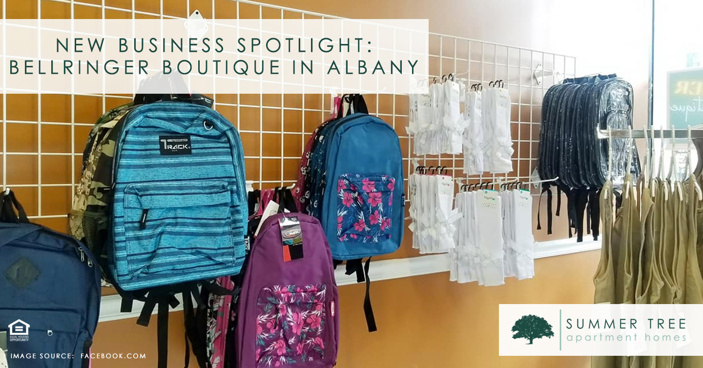 New Business Spotlight: Bellringer Boutique in Albany